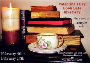 Valentine's Day Book Date Giveaway
